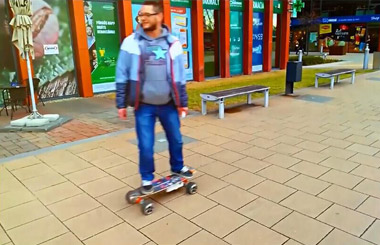 Airwheel M3,uni wheel self balancing scooter